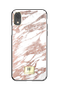 Richmond & Finch Rose Gold Marble, iPhone XR case