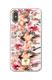 Richmond & Finch Marble Flower, iPhone XS Max case