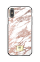 Richmond & Finch Rose Gold Marble, iPhone XS Max case