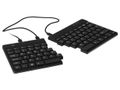 R-GO Tools Split Keyboard (NORDIC), black
