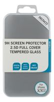 DELTACO 2.5D Screen Protector for iPhone Xs