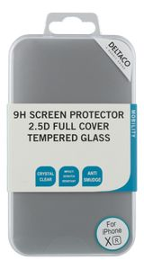 DELTACO 2.5D Screen Protector for iPhone 9 (SCRN-1004)