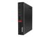 LENOVO ThinkCentre M720 Tiny i3-8100T 4GB 128GB SSD M.2 PCIe NVMe IntelUHD630 W10HOME