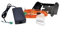 DATALOGIC Cable, USB, Type A, Coiled, Power off terminal, 2 Meters, CAB-424E (90A052100)