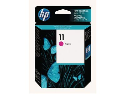 HP 11 Magenta Ink Cartridge (C4837AE)