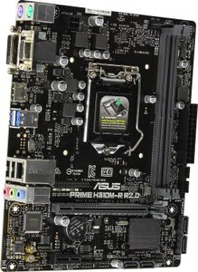 ASUS PRIME H310M-R R2.0 S1151V2 H310 MATX SND+GLN+U3.1+M2 6GB/S DDR4  IN CPNT (90MB0YL0-M0ECY0)