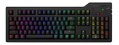 Das Keyboard 4Q Professional MX Brown RGB - NO - Tastatur - Nordisk - Sort