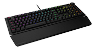 Das Keyboard 5Q, NO Layout, soft tactile Omron - schwarz (DKPK5Q0P0GZS0NOX)