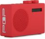POP Original, dab+/fm, red