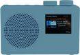 POP DELUXE dab+/fm, blue