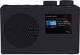 POP DELUXE dab+/fm, black