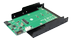 DELTACO SATA TO M.2 SATA SSD & SATA with tray design SupportM.2(NGFF) SATA SD