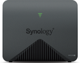 SYNOLOGY Mesh Router, Gigabit, Tri-Band, 2x2 MIMO, USB, black