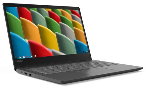LENOVO CHROME S330 14FHD/ MT8173C/ 4GB/ 64GB/ BLACK (81JW0007MX)