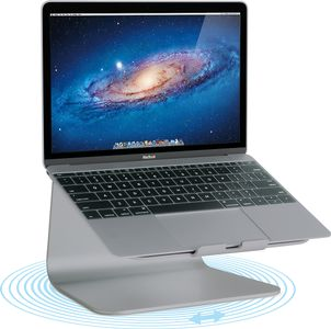 RAIN DESIGN mStand360 Laptop Stand, S.Gray (10074-RD)