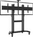 """VIVOLINK Mobile stand double 40""""-65"""""""