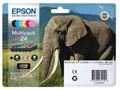 EPSON 24 Claria photo multipack