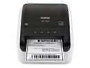 BROTHER QL1100 labelprinter USB  to PC og Mac Printspeed up to110 mm/sek. Automatic knife