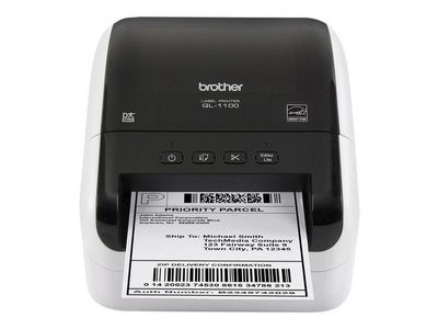 BROTHER QL1100 Labe Printer PAN NORDIC (QL1100ZW1)