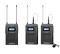 BOYA WM8 PRO-K2 UHF Dual-Channel Wireless mic, 2 transmitters,  48 chan