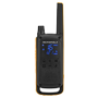 MOTOROLA T82 Extreme Walkie-Talkie,  10km, IPX4, 16 Channels, black