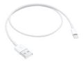 APPLE Lightning to USB-cable (0,5 m)