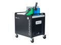 LOCK N CHARGE LocknCharge Carrier 40 MK5 with LARGE Baskets Charge-Only 40 units Chromebook/iPad/laptop