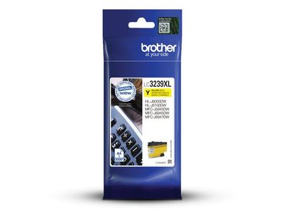 BROTHER LC3229XLY ink cartridge Yellow 5K (LC3239XLY)