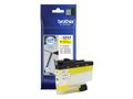 BROTHER LC3237Y ink cartridge Yellow 1.5K