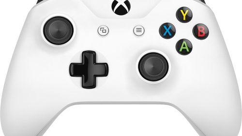 MICROSOFT MS XBOX ONE Wireless Controller White (TF5-00004)