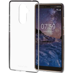 NOKIA CC-708/7 Plus Premium Clear Case (1A21RSS00VA)