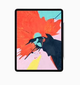 APPLE iPad Pro 11 inch 512GB (2018) WIFI silver DE (MTXU2FD/A)