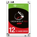 SEAGATE Ironwolf PRO Enterprise NAS HDD 12TB