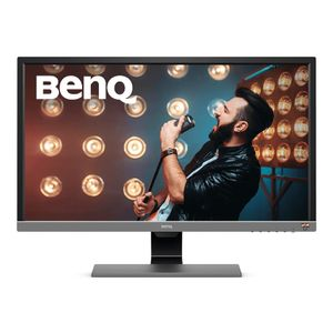 BENQ 28__ EL2870U 3840x2160 DSUB/ HDMI/ DP 1ms Metallic grey (9H.LGTLB.QSE)