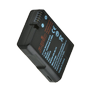 JUPIO Camera Battery for Nikon EN-EL14-Compatible with models: Coolpix