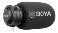 BOYA Plug-in Microphone for Android devices