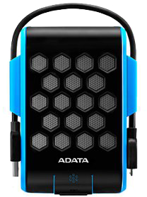 A-DATA HD720 1TB Extern HD USB3.1 Blue (AHD720-1TU31-CBL)