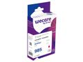 Wecare Blækpatron WECARE BROTHER LC985 Magenta