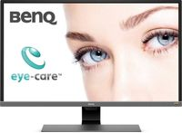 BENQ EL2870UE 27.9inch Wide TN-Panel LED Display 4K UHD 16:9 12 Mio:1 300cd/m 1ms 2xHDMI Grey metallic (9H.LGTLB.FSE)