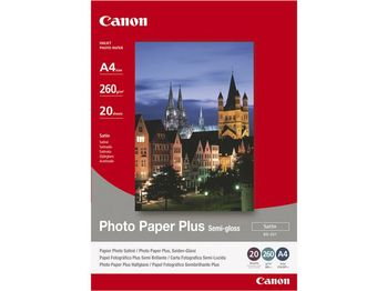 CANON SG-201 A4 Paper/ photo semi-gloss 20sh (1686B021)