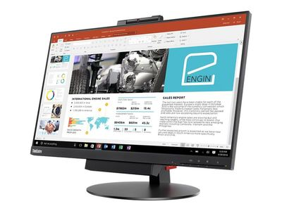 LENOVO TC Tiny-In-One 24 23,8inch LCD 16:9 1920x1080 250cd/m2 1000:1 6ms 16,7mio Topseller (10QYPAT1EU)