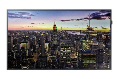 "SAMSUNG SMART Signage QM49H LED, 49"", 3840x2160 (4K UHD), 500 nit, 4700:1, Built in Speaker(10W + 10W), DVI-D, Display Port 1.2, 2xHDMI 2.0, HDCP2.2, USB 2.0 x 2 (LH49QMHPLGC/EN)"