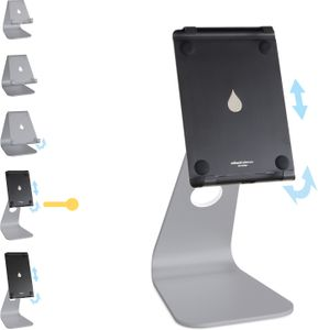 RAIN DESIGN mStand tabletpro,  9.7/Sp. Gray (10058-RD)