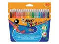 BIC Fiberpenn BIC Couleur ass. farger (18)