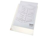 ESSELTE Plastficka A3  **50-pack**