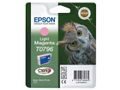 EPSON T0796 ink cartridge light magenta standard capacity 11ml 1-pack blister without alarm