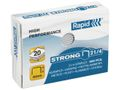 RAPID Staples 21/4 strong galvanized (1000)
