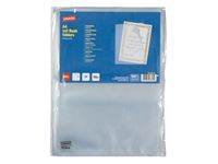 STAPLES Plastomslag STAPLES A4 præget 0,10 100pk (7200262)