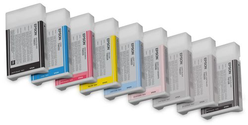 EPSON Vivid Light Magenta Ink Cartridge 220 ml  (C13T603600)