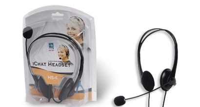 A4TECH iCHAT headset HS-66 (HS-66)